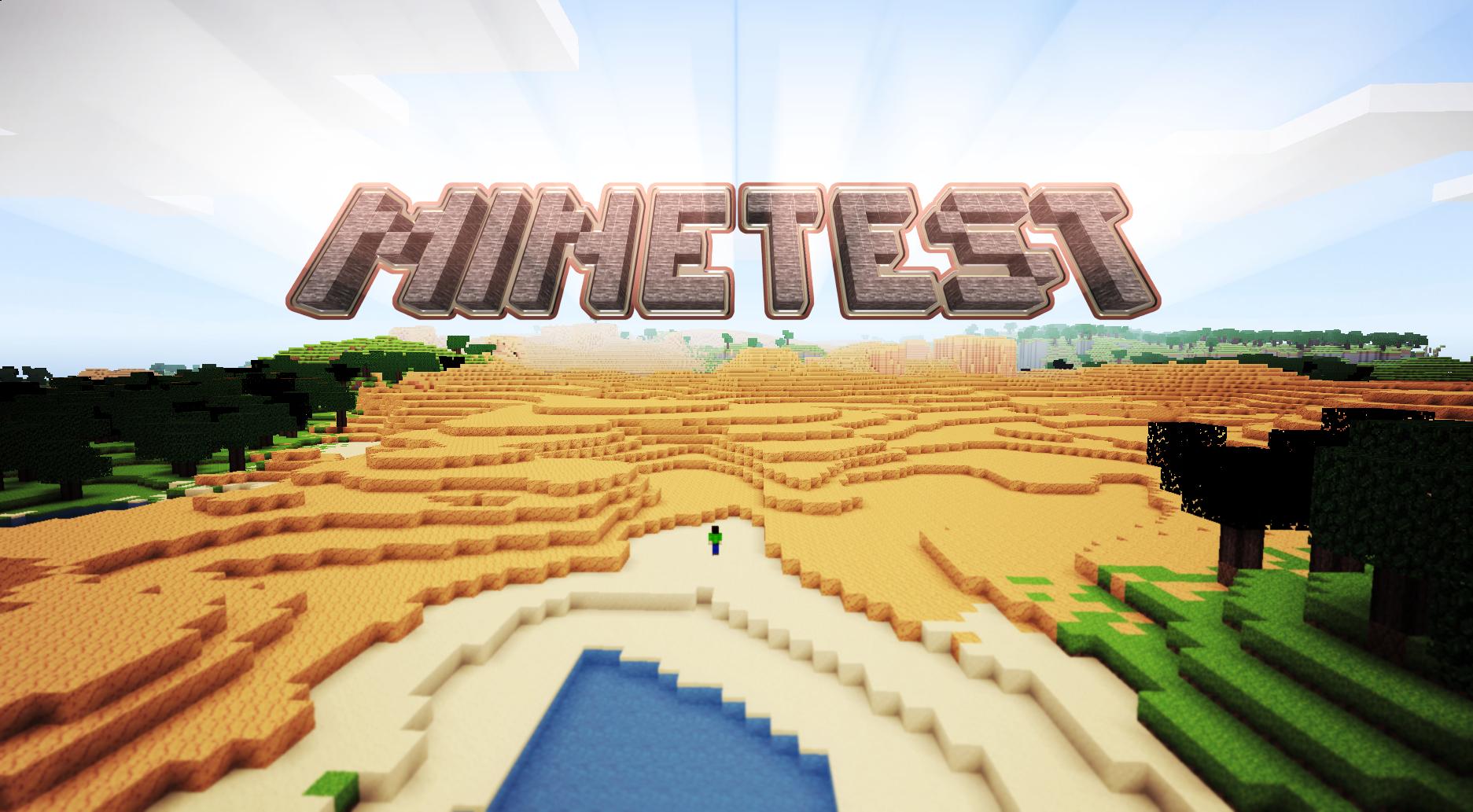 Mineteste : le clone de minecraft open-source - D@hoo
